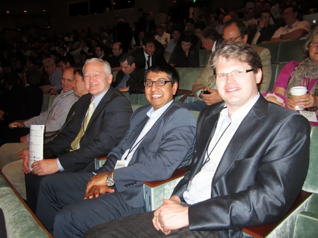 HAA at the 2012 International Society for Hip Arthroscopy in Boston, USA