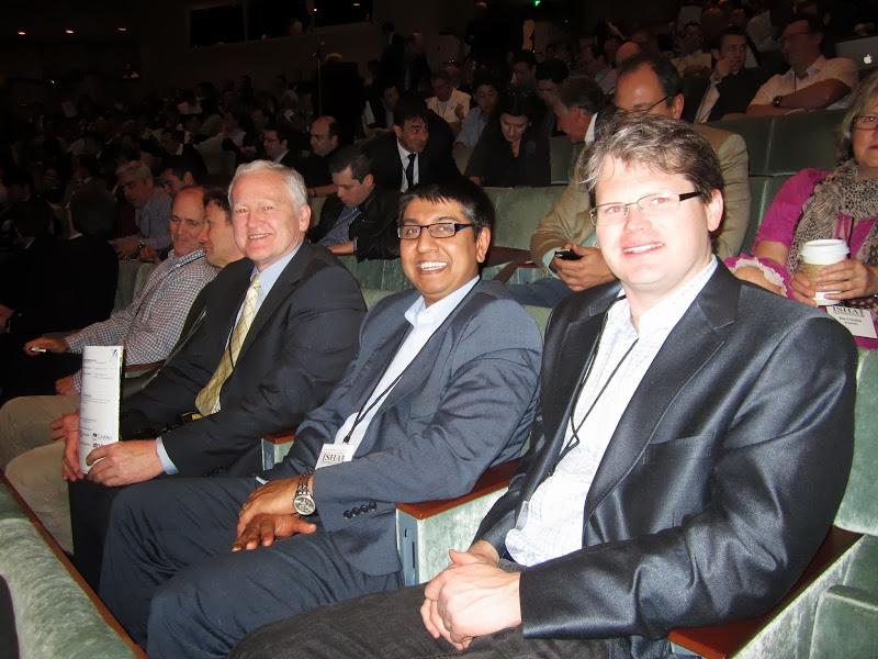 HAA at the 2012 International Society for Hip Arthroscopy in Boston, USA